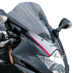 Wind Shield Windshield Windscreen For Suzuki GSXR1000 K5 GSX-R 1000 2005-2006