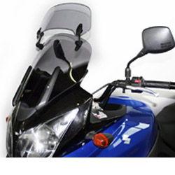 "MRA X-creen-sport-part /""XCSA/"" for Suzuki DL 1000 V-Strom smoke grey"