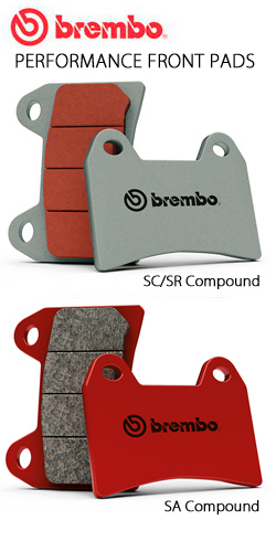Brembo Brake Pads For Bmw Motorcycles