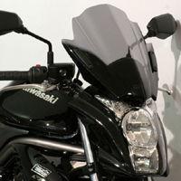 Kawasaki Er 6n Mra Motorcycle Double Bubble Racing Screens