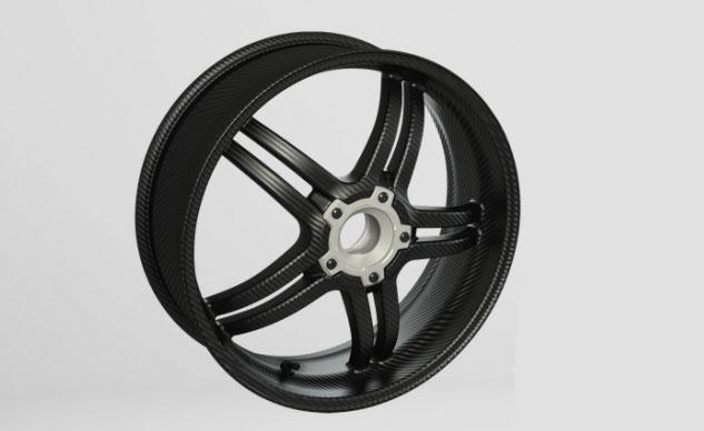 blackstone tek bst carbon fibre motorcycle racing wheels