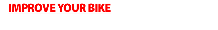 Improve Your Bike Buy the World's Best Motorcycle Parts Online Direct from HPS in the UK