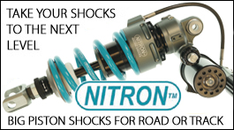 Nitron Motorcycle Shock Absorbers