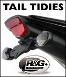 Motorcycle Tail Tidies
