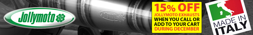 Jollymoto Exhausts UK