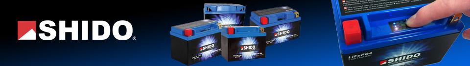 Shido Batteries