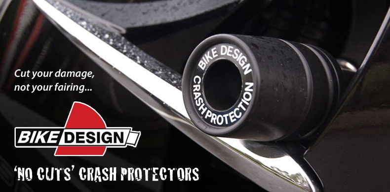 Bike Design No Cuts Crash Protectors